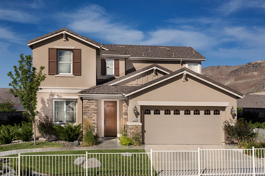 Find a home damonte ranch for Casa bella homes